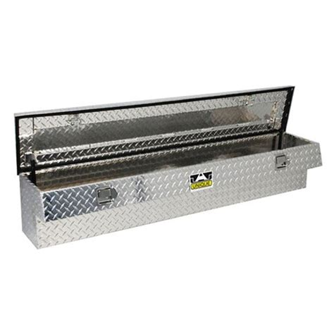low profile truck tool boxes unique truck accessories 174 brute low profile angled