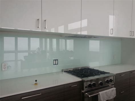 glass kitchen backsplash tempered glass backsplash for kitchen home design ideas