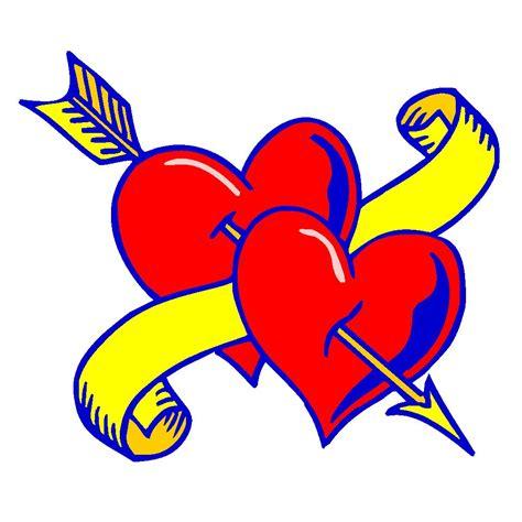 imagenes de dos corazones juntos tattoofolie