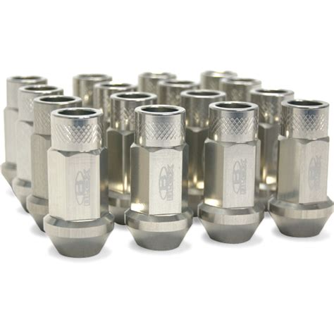 Lugnut Blox 15mm blox racing series forged lug nuts 12x1 25mm set