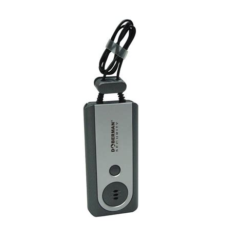 doberman security portable door alarm se 0203 the home depot