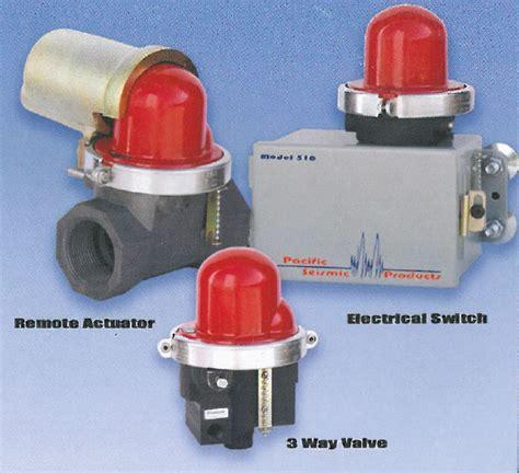 earthquake gas shut off valve pacific seismic earthquake automated gas shut off valves bdc