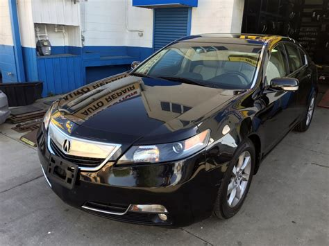 used 2012 acura tl sedan 12 990 00