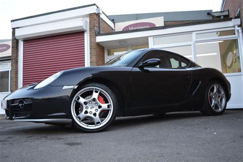 Porsche Cayman 4s used 2007 porsche cayman 3 4s for sale in west sussex