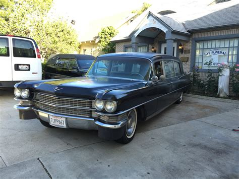 Cadillac Car For Sale by 1963 Cadillac Hearse For Sale