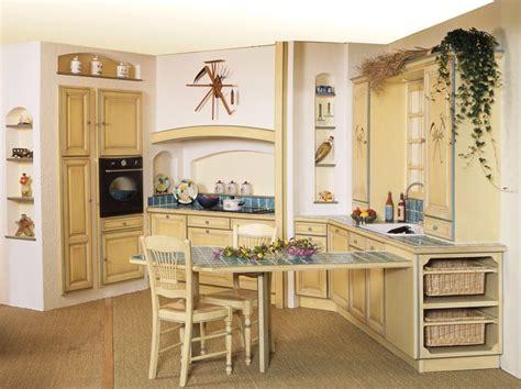 cuisines proven軋les photos idee decoration cuisine provencale