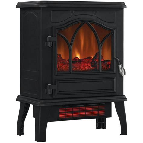 Chimney Free Electric Stove With Infrared Quartz Heater - chimneyfree cfi 470 02 heater electric infrared quartz