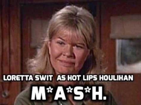 photos of hot lips houlihan loretta swit as hot lips houlihan on mash youtube