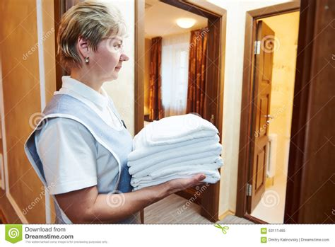 Room Cleaning Service hotel staff at room cleaning and housekeeping stock image image 63111465