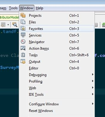 java tutorial text editor using netbeans as a text editor for non java project files