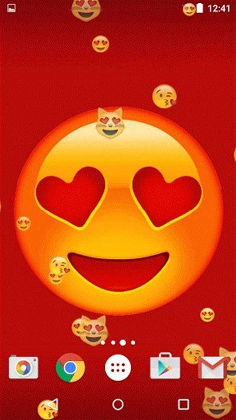 emoji wallpaper live baixar emoji pap 233 is de parede animado para android por