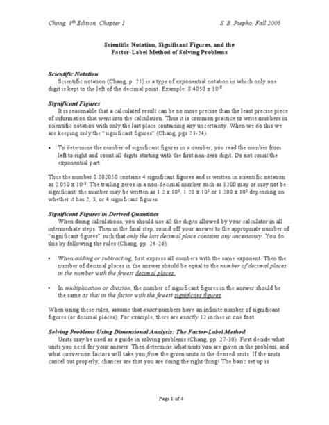 unit conversions and factor label method worksheet answers factor label method worksheet lesupercoin printables worksheets