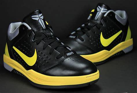 Sepatu Basket Nike Hyperev2017 High Lakers nike zoom gametime black yellow grey sle