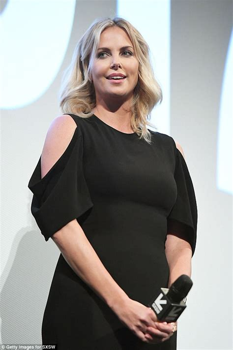Charlize Theron Got Rid Of The Black Do by Charlize Theron Reveals 2005 Stunt Almost Paralysed