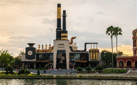 Florida Home Plans by Toothsome Chocolate Emporium At Universal Orlando Citywalk