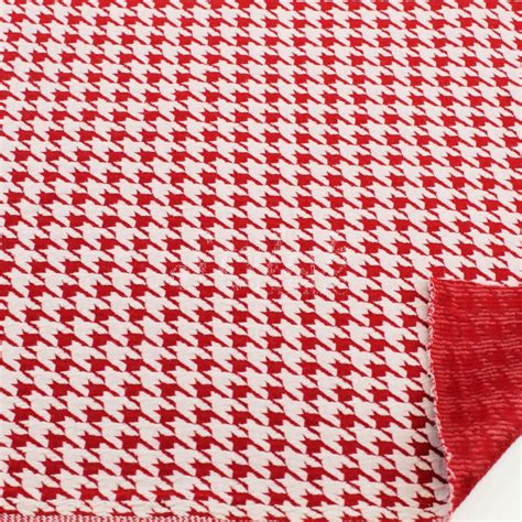 jacquard knit fabric houndstooth knit jacquard knit fabric cotton knit jacquard