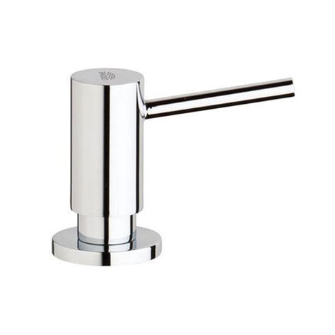 how to install a grohe kitchen faucet grohe soap dispenser installation common problems