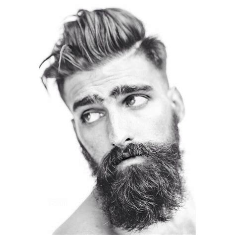 good hairstyles to go with a beard best hairstyles for beards guide with pictures and advice