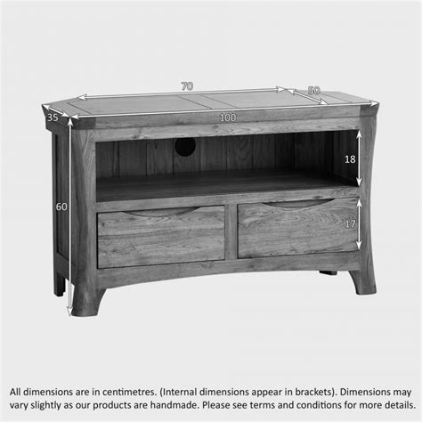 orrick rustic oak tv cabinet orrick corner tv cabinet in rustic oak oak furniture land
