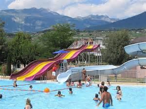 schwimmbad foto schwimmbad in sion sitten schweiz sitten geo