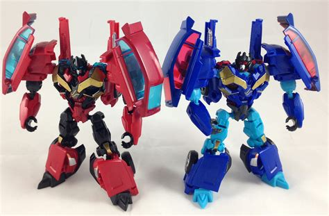 Transformers Prime Arms Micron Am 31 Frenzy takara transformers prime am 30 31 rumble frenzy pax cybertron