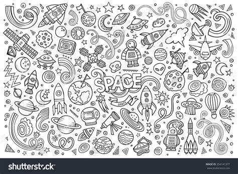 doodle vector sketchy vector doodles stock vector