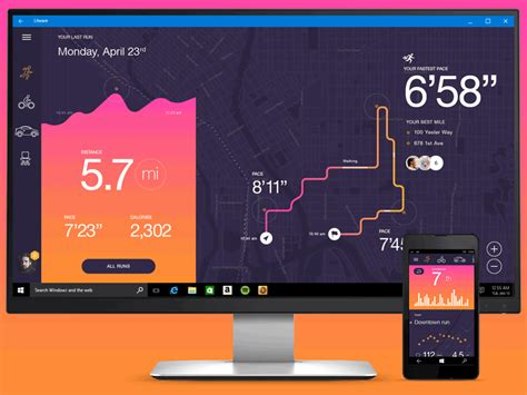 design apps for windows 10 running tracker app windows 10 universal apps by