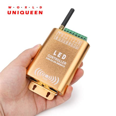 Addressable Led Controller Wifi - aliexpress buy wifi connection spi controller 2048