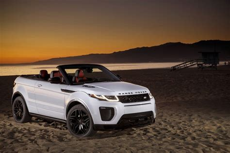 land rover convertible interior range rover evoque convertible eastern cape motors