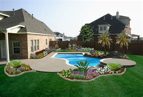backyard renovation ideas triyae com backyard with pool remodel various design