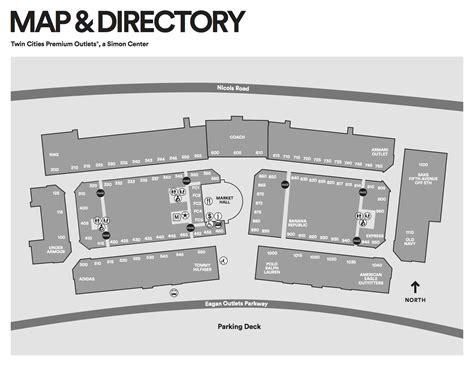 premium outlets map no outlet a review of cities premium outlets