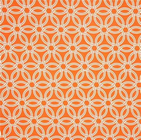 Sale Magmask Pattern 2 orange ring pattern cotton sateen fabric michael miller dots stripes checker fabric