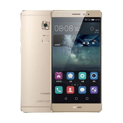 Hp Huawei Mate S 64gb jual huawei mate s smartphone gold 64gb 3gb