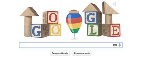 doodle do brasil dia das crian 231 as 233 tema de doodle animado do