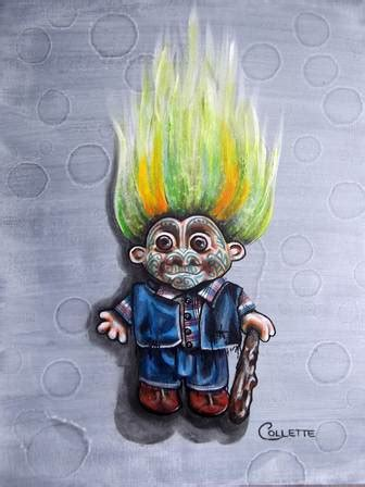 tattoo prices hamilton nz the troll doll with the moko tattoo