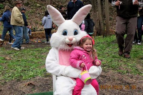 why is the rabbit associated with easter the easter bunny ride