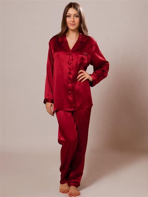 Best Duvets For Kids Women S Silk Pajamas Sw38wine