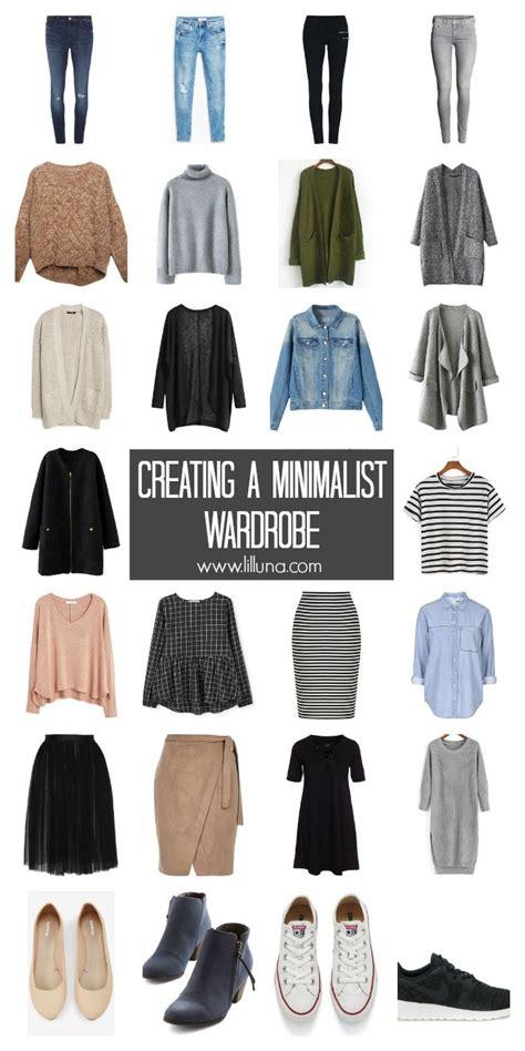 minimalist wardrobe 25 best ideas about minimalist style on