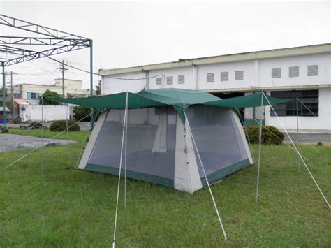 1 Person Portable Shade Room With Floor - screen tent set with sides all weather screen