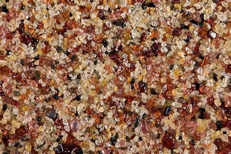 what is black sand sandatlas what is sand made of sandatlas