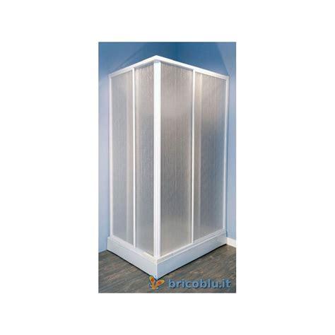box doccia brico box doccia scorrevole 2 lati cm 80 75 x 80 75 skipper vela