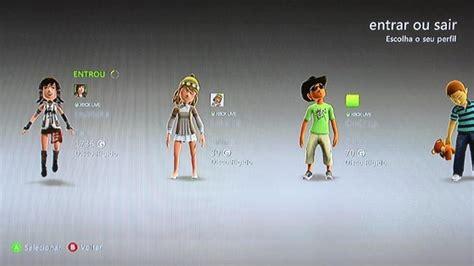 imagenes para perfil xbox 360 confira como apagar perfil de um jogador do seu xbox 360