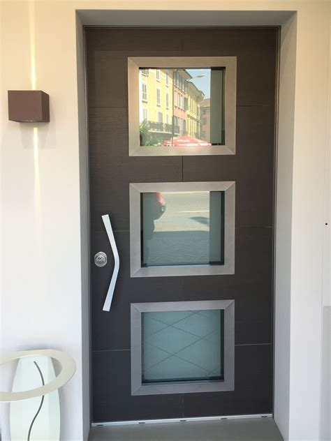porte blindate con vetro prezzo porte blindate con vetro moderne kp41 187 regardsdefemmes