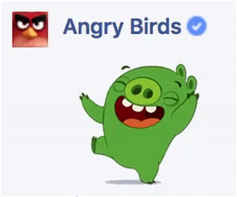Angry Birds Isi 4 happy bird gif