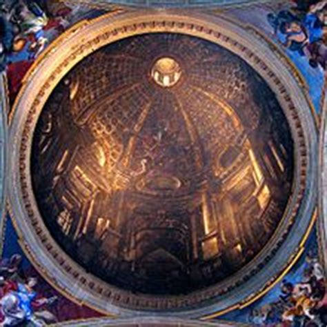 Illusionistic Ceiling Painting by Illusionistic Ceiling Painting