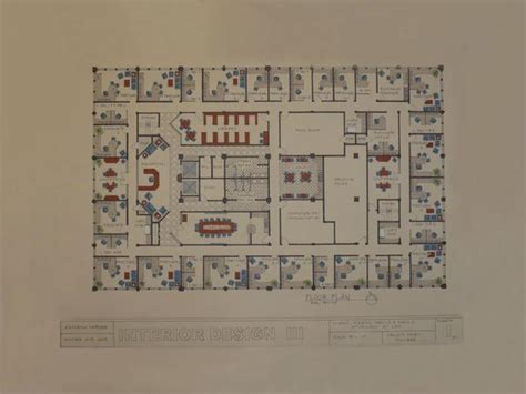 law office floor plan trasitional law office concept project by kady wiggin at