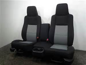 Ford Truck Bench Seat Covers Replacement Oem Ford Ranger Extended Cab 60 40 Front Seats