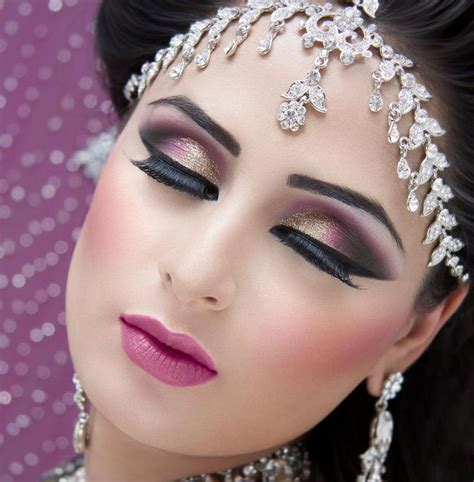 Eye Liner Dan Mascara arabic makeup tutorials and pictures yve style
