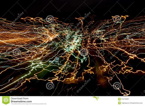 background zoom out abstract colorful lights stock photos image 31273503