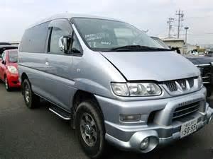 Mitsubishi Delica Spacegear Featured 2005 Mitsubishi Delica Space Gear At J Spec Imports